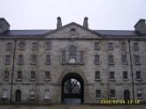 E of Collins Barracks