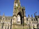 Albert Memorial & Manchester Town Hall