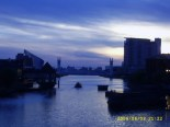 Manchester Ship Canal (Trafford Road Bridge)