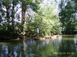 punting (River Cherwell)