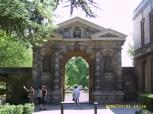 Danby Arch (University of Oxford Botanic Garden)