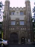 Trinity College (Trinity Street)