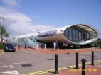 Cardiff Bay Visitor Centre (The Tube)