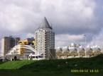 Blaak station, Bibliotheek, Bibliotheektheater, Kijkkubus