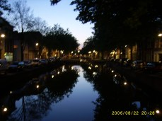 a ring of Canals