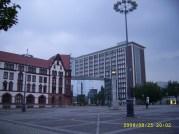 Stadthaus, Berswordt-Halle (Friedensplatz)