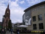 Kaiserdom St. Bartholomäus, Schirn Kunsthalle Frankfurt