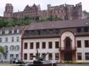 Schloss from Karlsplatz