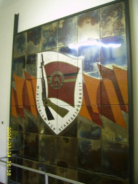 """Stasi-Museum in der """"Runden Ecke"""""""