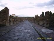 Via dell'Abbondanza (Terme Stabiane)