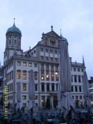 Augsburger Rathaus (Rathausplatz)