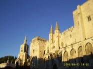 Cathédrale Notre-Dame des Doms d'Avignon, Palais des Papes
