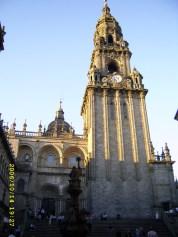 Torre da Berenguela (Praza das Praterías)