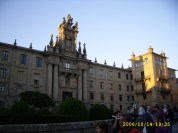 Mosteiro de San Martiño Pinario (Praza da Inmaculada)