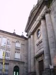 Arquivo Histórico Universitario, Igrexa das Ánimas