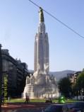 Monumento del Sagrado Corazón (Plaza Sagrado Corazón)