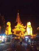 Shwedagon Pagoda E