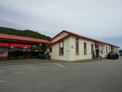 Greymouth railway station (i-SITE Visitor Information Centre)