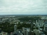 Coromandel Peninsula & Auckland War Memorial Museum & University of Auckland & Albert Park (Sky Tower)