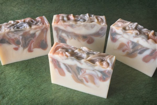 Evening Organic Soap