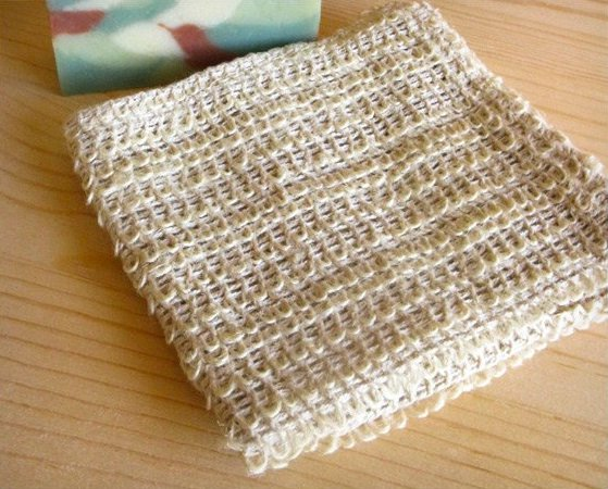 Ramie Wash Cloth