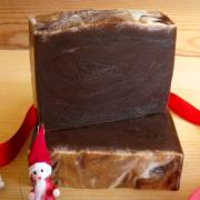 Hot Chocolate Soap