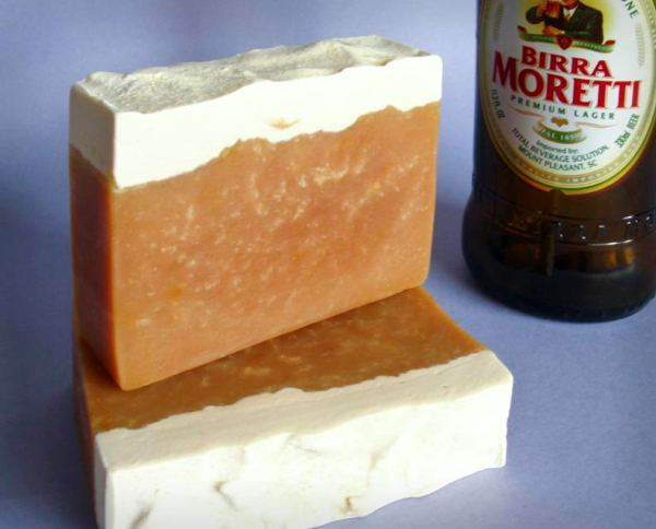 Summer Ale Beer Soap