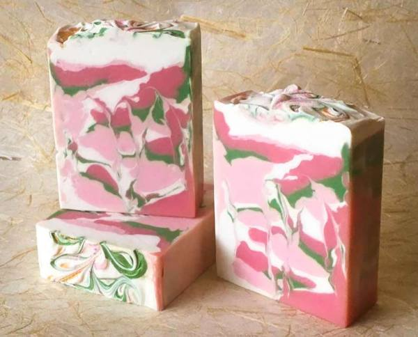Sweet Pea Soap