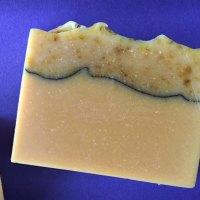 Litsea Lemongrass aloe vera soap