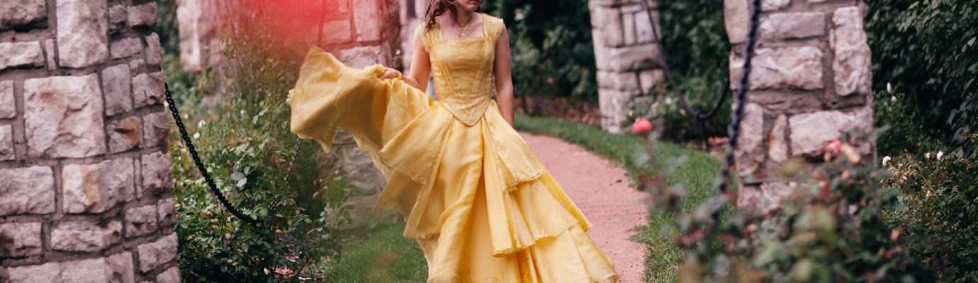 Belle's Yellow Ballgown – Costume Replica – Photos