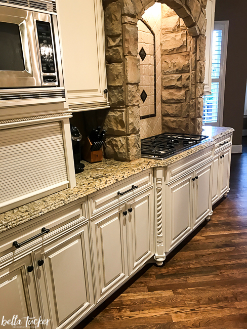 How To Work With Your Existing Granite When Updating Your