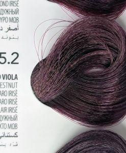 5.2 Violet svetli kesten