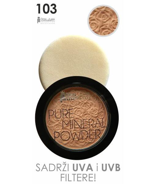 Don Juan Pure Mineral Powder