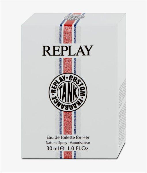 Replay Tank parfem ženski Custom For Her 30ml