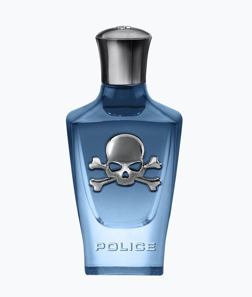 POLICE POTION POWER