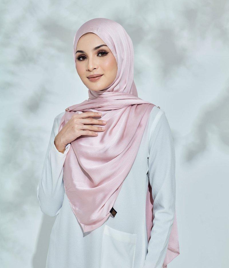 Lyla Shawl Light Pink
