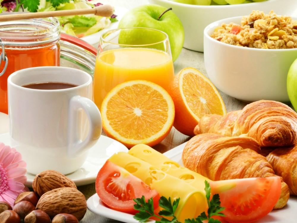 Café Da Manhã Opcional - Imagem Meramente Ilustrativa