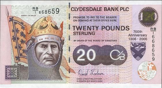 Banknotes of Scotland - Wikipedia