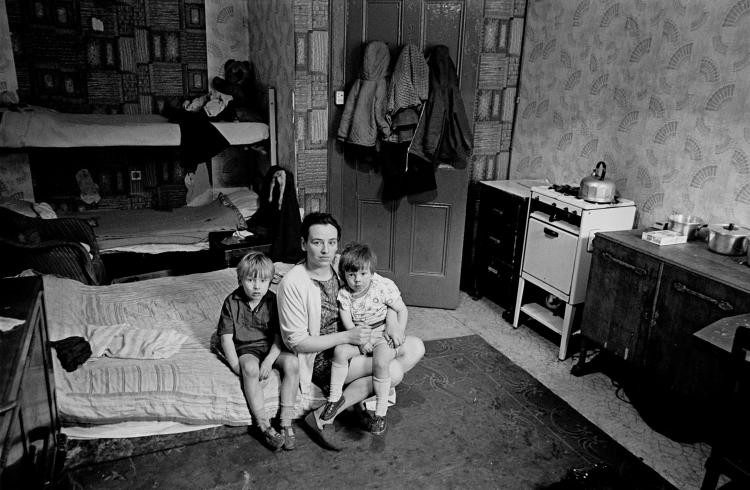 Image 6 Single-end-tenement-flat-Glasgow-1971