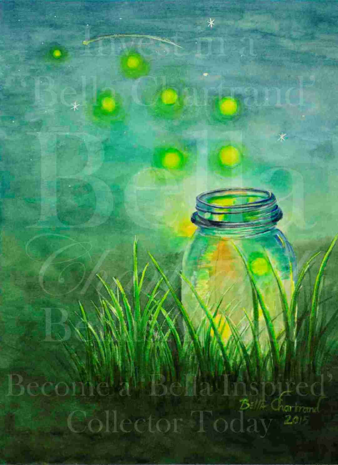 Fireflies from Bella Inspired Whimsical Collection by Bella Chartrand from Utopia USA