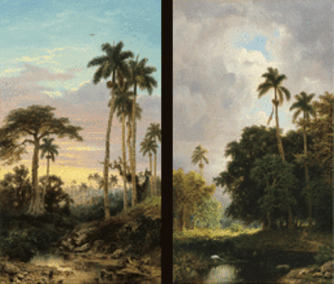 Two Cuban Landscapes