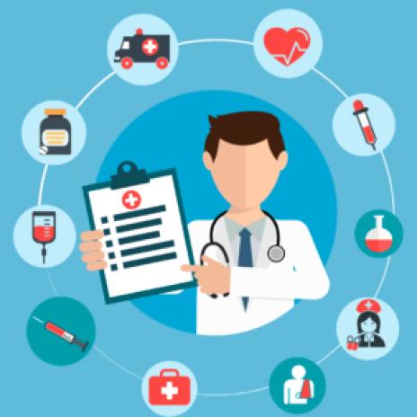 Internação por convênio médico