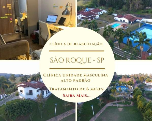 clinica de recuperação em São Roque