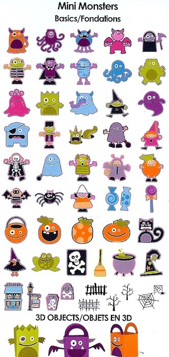 Cricut Contest Amp Mini Monsters Things To Make And Do