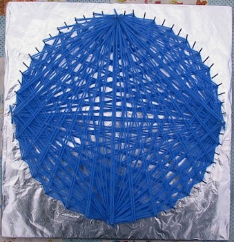 How To Make String Art Things To Make And Do Crafts And