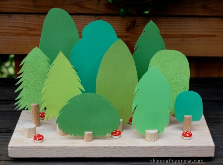 Forest Chore Chart Tutorial Things To Make And Do