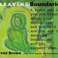 BRAVING Boundaries