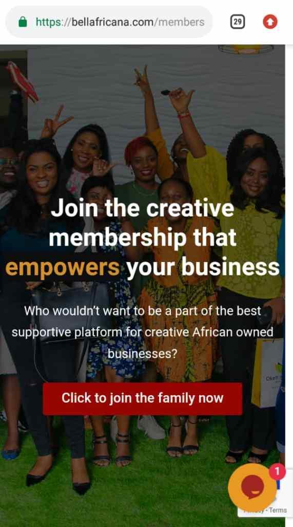 Membership platform joining