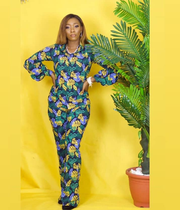 The Chioma Set by Tahiry Teniola Clothings