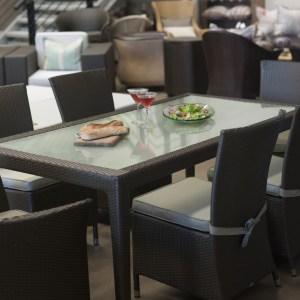 Malindi 6 seater table
